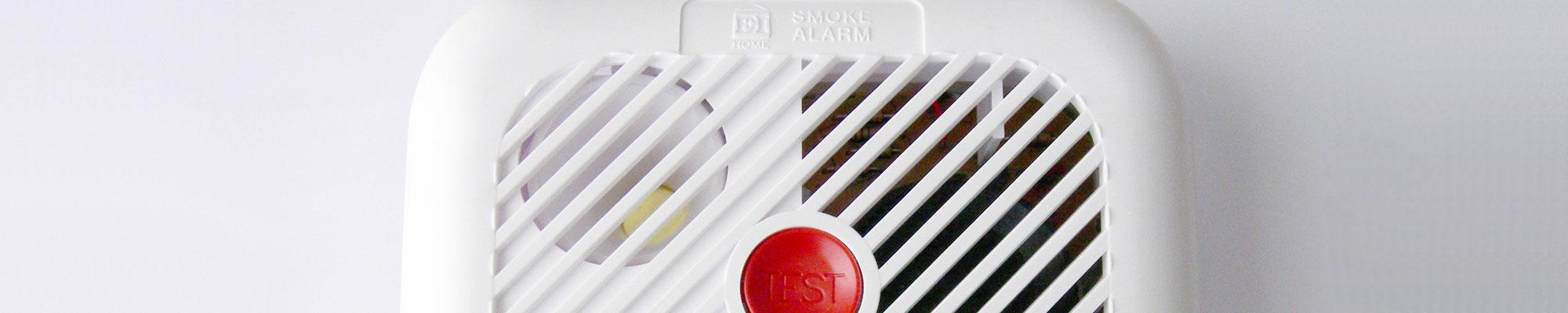 Smoke alarm, Smoke Detecors and fire alarms. Daton Electrical provide smoke alarm installation around Reading